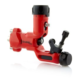 Sabre Rotary DCX Signal Red