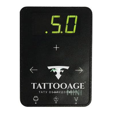 Блок питания Mustang Tattoo Power Box Mini S Черный Муар